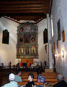 The Sanctuaria de Chimayo