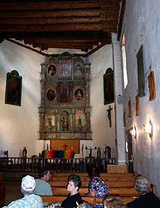 The Sanctuaria de Chimayo