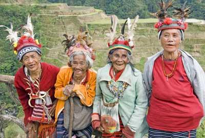 Ifuago women