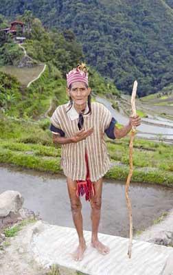 Ifuago tribesman