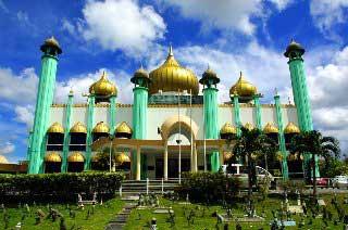 The Kuching Mosque