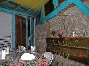 Dickie's Restaurant, the worst kept secret in Port Antonio