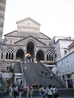 The Duomo, Amalfi