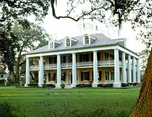 The Houmas House Plantation is just eight miles from Donaldson.