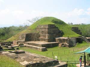 El Salvador: Mayan Ruins and Scenic Landscapes