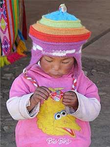A Peruvian tyke