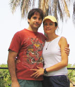 Frederico and Liza Sandoval