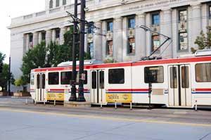 Public Transportation: Trax
