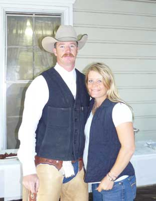 Greg and Maleia Titus of the 71 Ranch