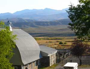 The 71 Ranch near Elko, Nevada.