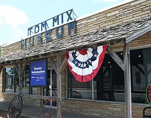The Tom Mix Museum