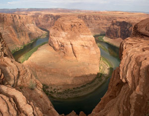 Horseshoe Bend Photo courtesy of the Page Tourism Board