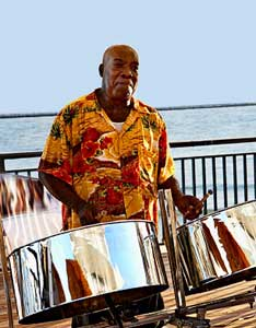 Steel band music is a popular style in the British Virgin Islands - iStockphoto.com/lisafx