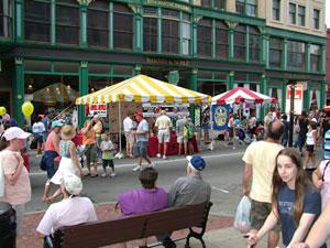 The Lowell Folk Festival - Phil Lupsiewicz photo