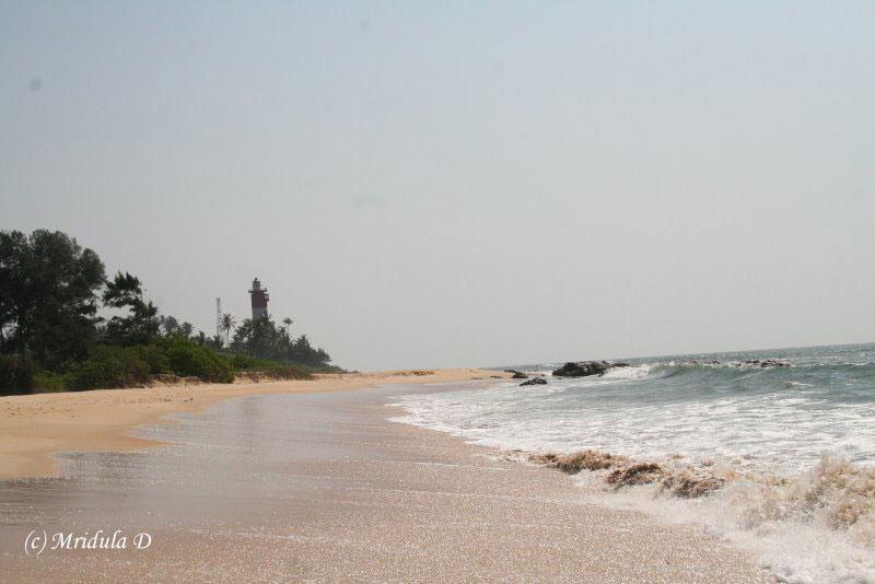 Surathkal Beach - photo by Mridula Dwivedi