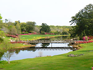 Bellingrath Gardens, on the Fowl River
