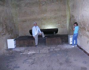 Pharoah's crypt