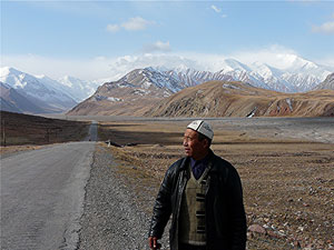 The Pamir Valley
