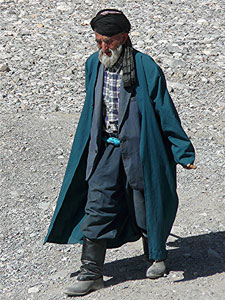A patriarch in Shing