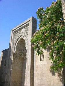 City gate, Baku