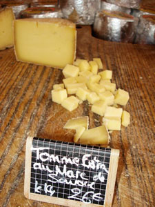 Monk cheese