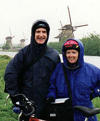 Tulips and Windmills: A Bicycle Tour of Holland