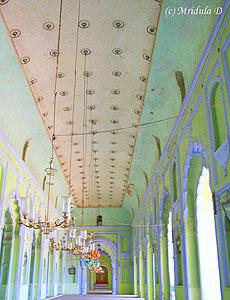 Inside Bara Imambara