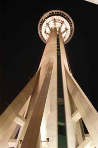The Macau Tower is more than 1,000 feet tall.