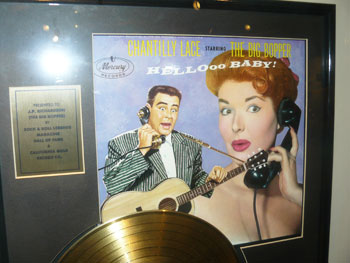 The Big Bopper (JP Richardson)  was from Port Arthur. He died in the same plane crash that claimed the lives of Ritchie Valens and Buddy Holly. You can learn more about him at the Museum of the Gulf Coast in Port Arthur.