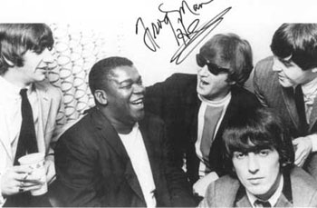 """Clarence """"Frogman"""" Henry was a buddy of the Beatles. Photo courtesy of the Museum of the Gulf Coast."""