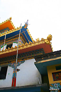 Temple in McLeod-Ganj