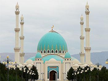 Saparmurat Hajji Mosque