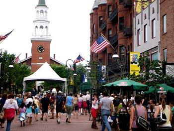 The Church Street Marketplace