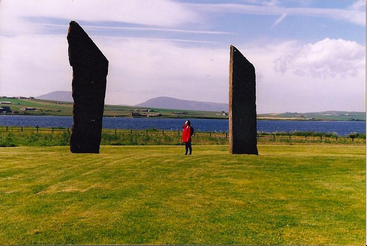 Standing Stones of Stenness.