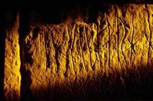 Maeshow runes.
