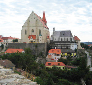 Znojmo Village.
