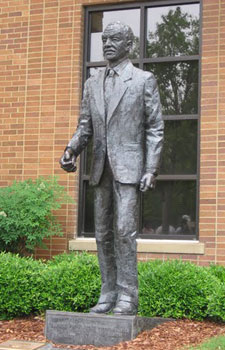 Civil rights pioneer Fred Shuttlesworth