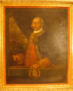 Bernardo de Galvez, the Spanish governor of Lousiana who helped win the American Revolution