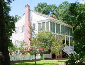 John James Audubon lived and worked as a tutor in the Oakley House. Today, the home is part of Louisiana's state park system. Tour it by visiting the Audubon State Historic Site. Submitted photo. Courtesy of West Feliciana Parish tourism.