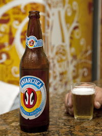 Cold Antarctica beer. Paul Shoul photo.