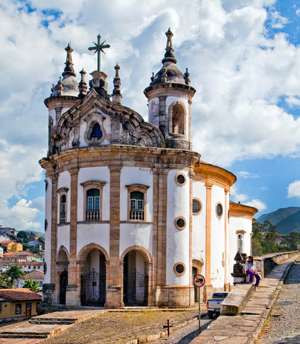Church Nossa Senhora Do.