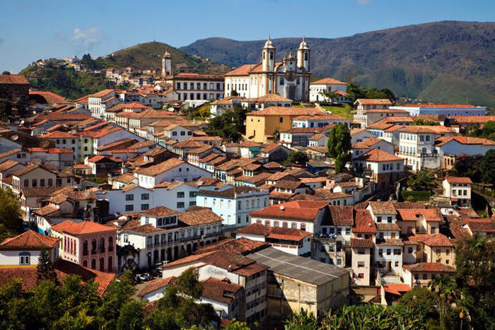 Ouro Preto, Brazil. photo by Paul Shoul.