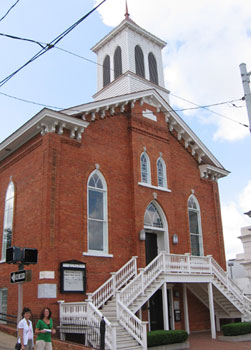 The Dexter Avenue King Memorial Baptist Church is the only church in which Dr. Martin Luther King Jr. was a Pastor.