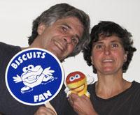 Shady Hartshorne and Laurie Ellis