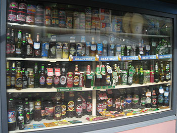 Ninety-nine bottles of beer on the wall