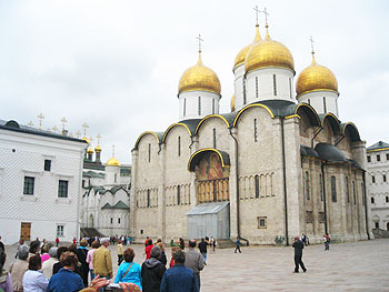 Churches in the Kremlin