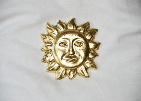 The sun I designed at Riga's Sun Museum