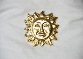 The sun I designed at Riga's Sun Museum