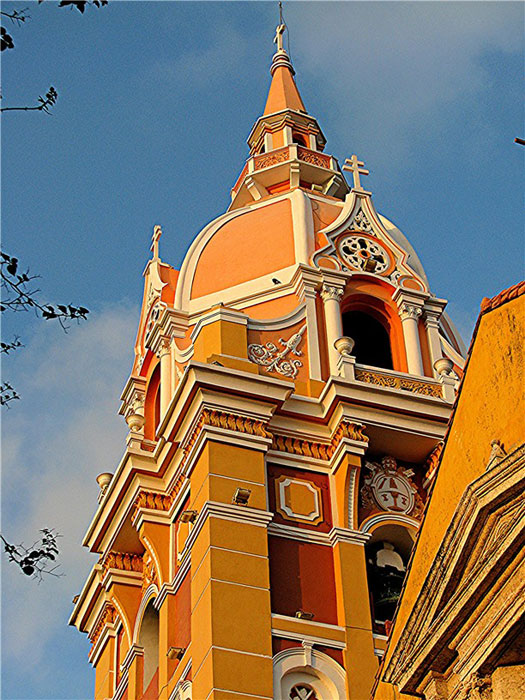 A Former Convent in Cartagena, Colombia
