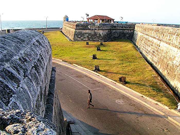 The Walls of Cartagena, Colombia